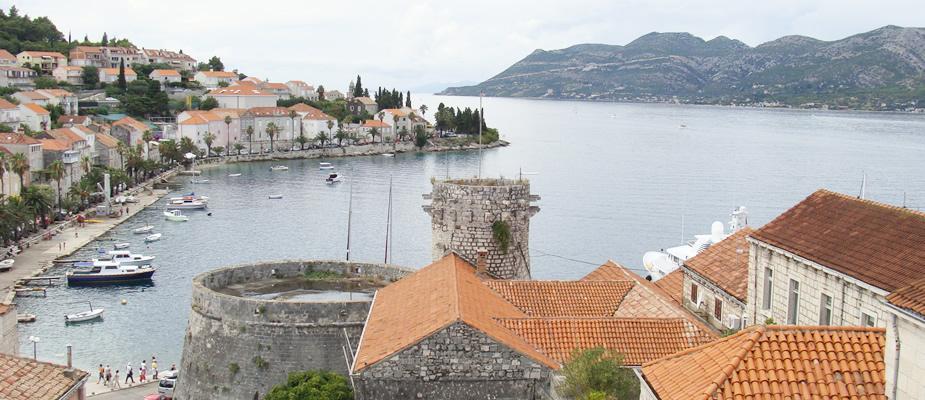 Kroatië Korčula