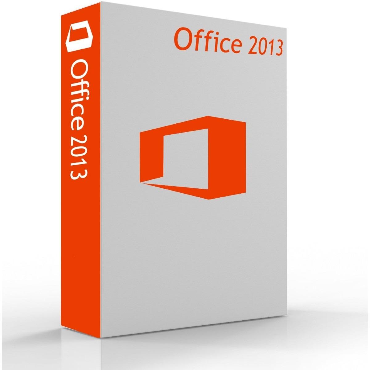 Microsoft Office 2013 (Subido a Mega)