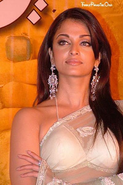 Aishwarya Rai in BIKINI top saree Adqo6dSe