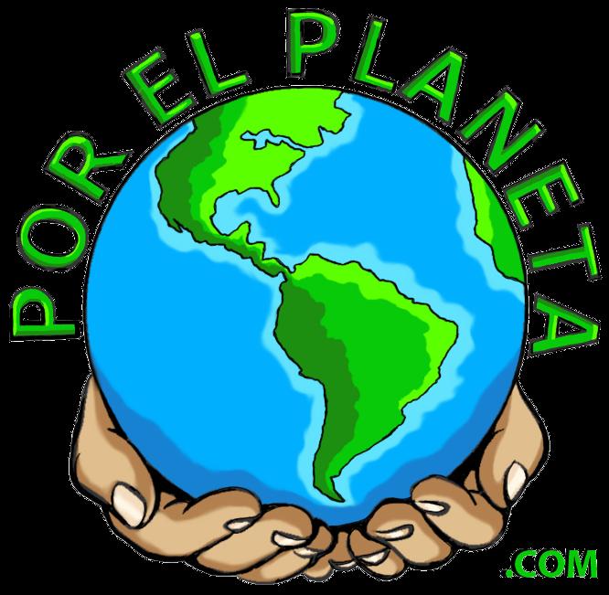 logo porelplaneta.com