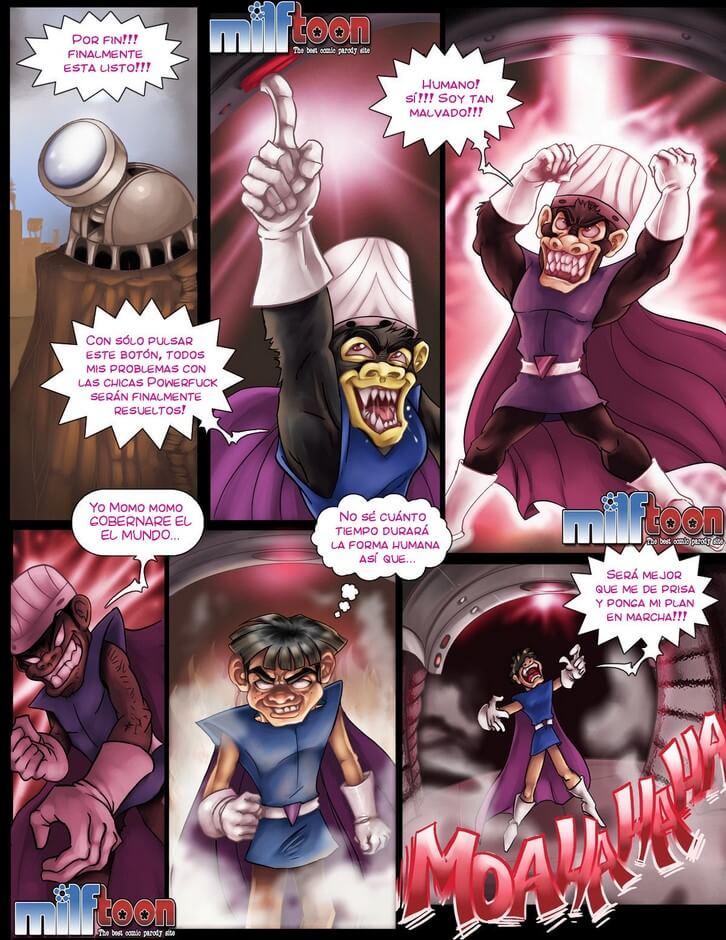 las chicas superpoderosas xxx