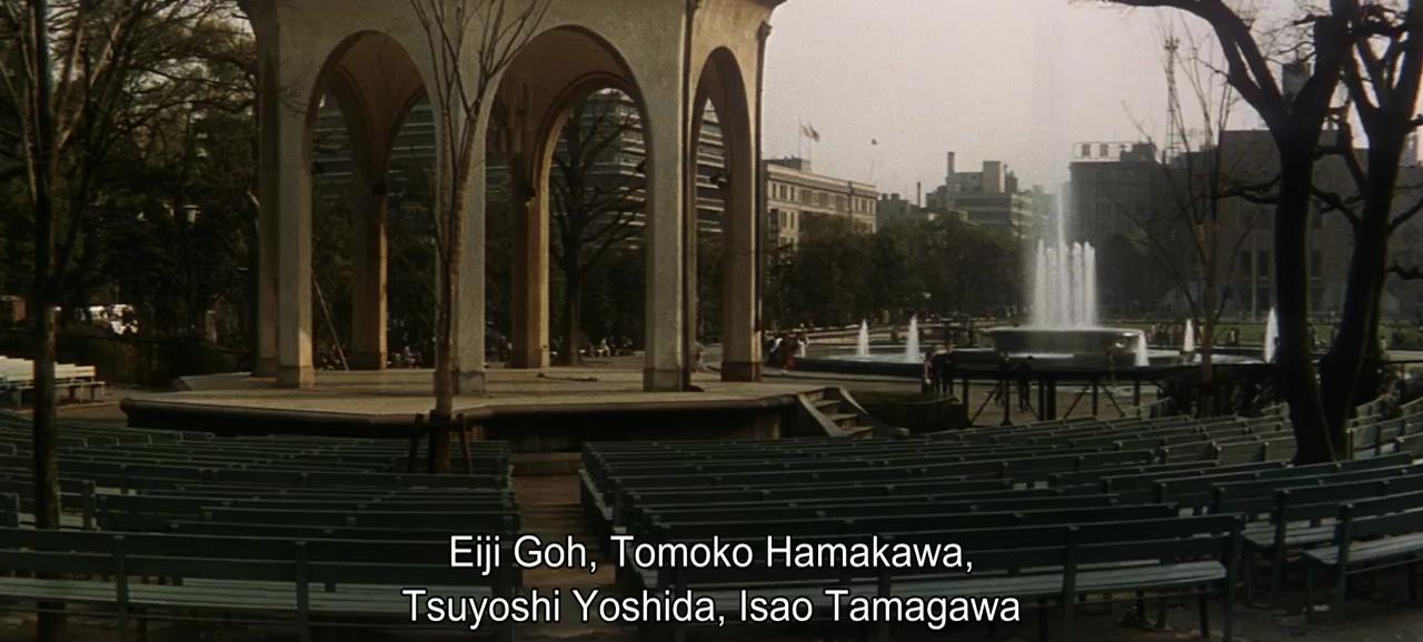 El Vagabundo De Tokio HD720p Audio Japones Subtitulada 2.0 (1966)