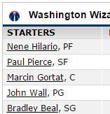 Баскетбол. NBA 14/15. RS: Washington Wizards @ Portland Trail Blazers [24.01] (2015) WEB-DL 720p | 60 fps