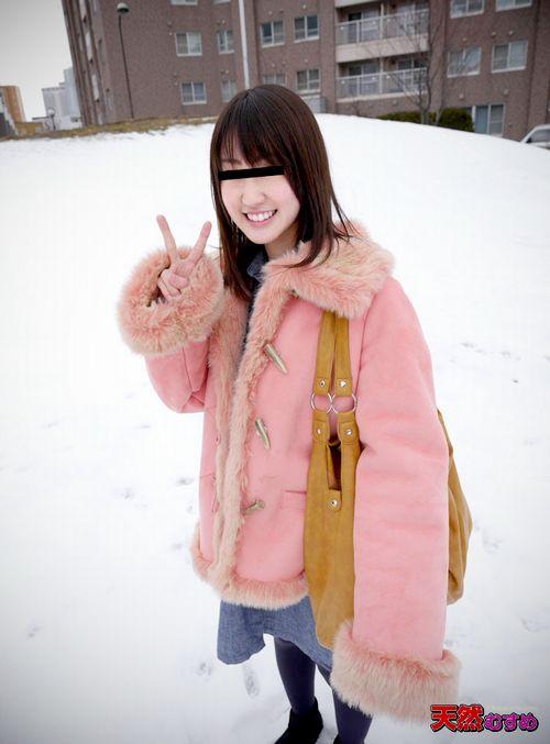 北海道出身 素朴な美香ちゃん