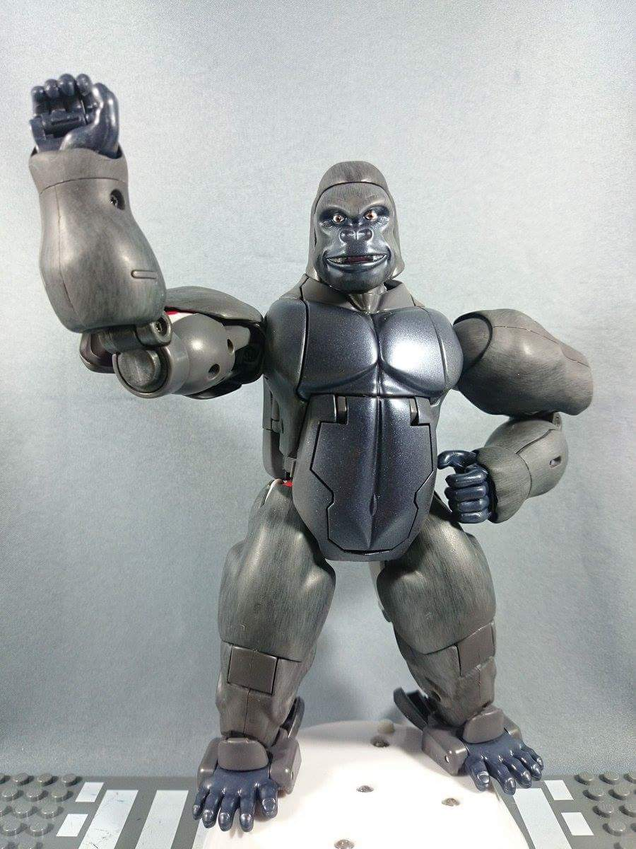 [Masterpiece] MP-32, MP-38 Optimus Primal et MP-38+ Burning Convoy (Beast Wars) - Page 3 QWGAW06l