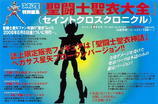 Pegasus Seiya New Bronze Cloth ~Broken Version~ Aci6VzJ9