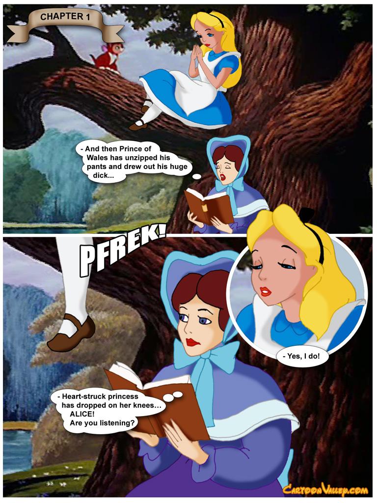 cartoon Cartoon porn valley from