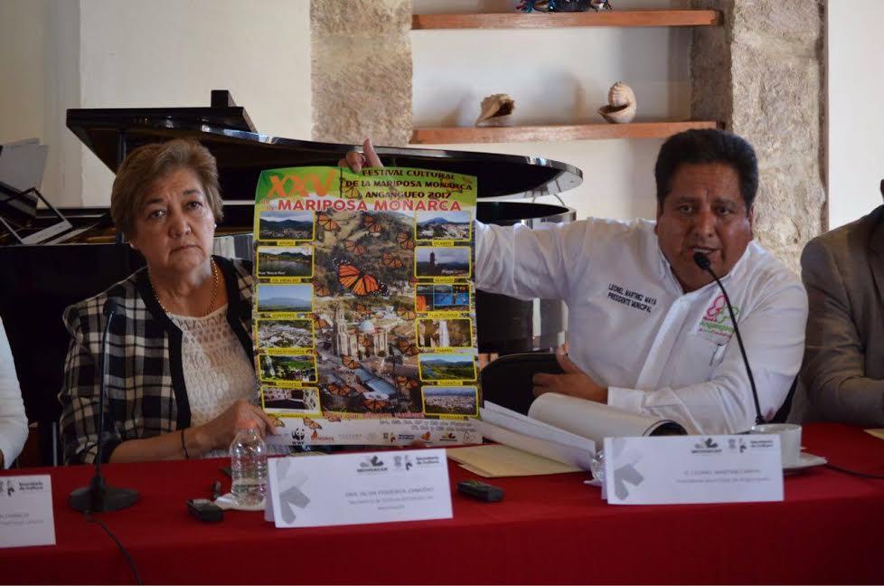 Con centenar de actividades celebrarán en Michoacán a la