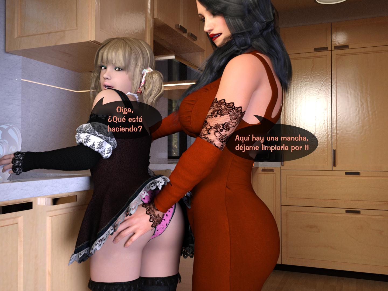 sirvientas porno