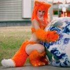 La Chica Firefox, versión Enji Night