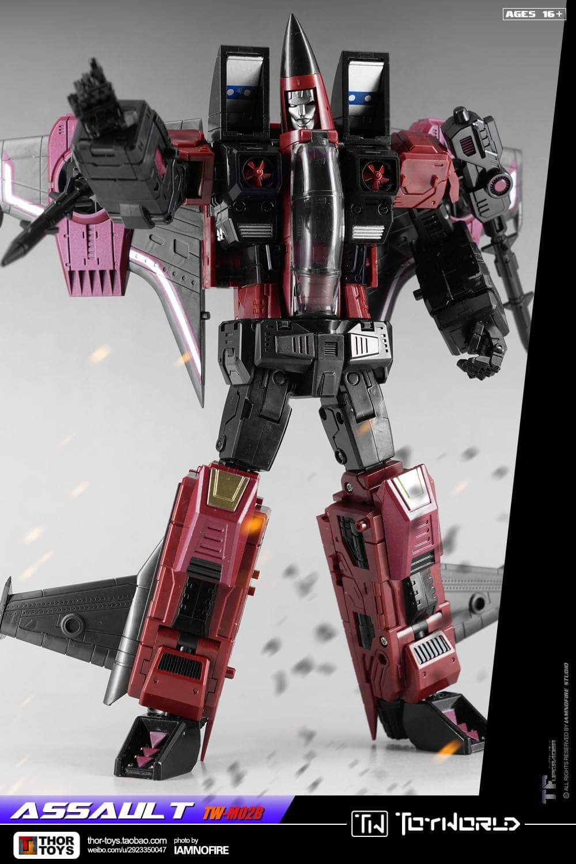 [ToyWorld] Produit Tiers - TW-M02A Combustor (Ramjet/Statoréacto), TW-M02B Assault (Thrust/Fatalo), TW-M02C Requiem (Dirge/Funébro) - Page 3 Nv59EOff