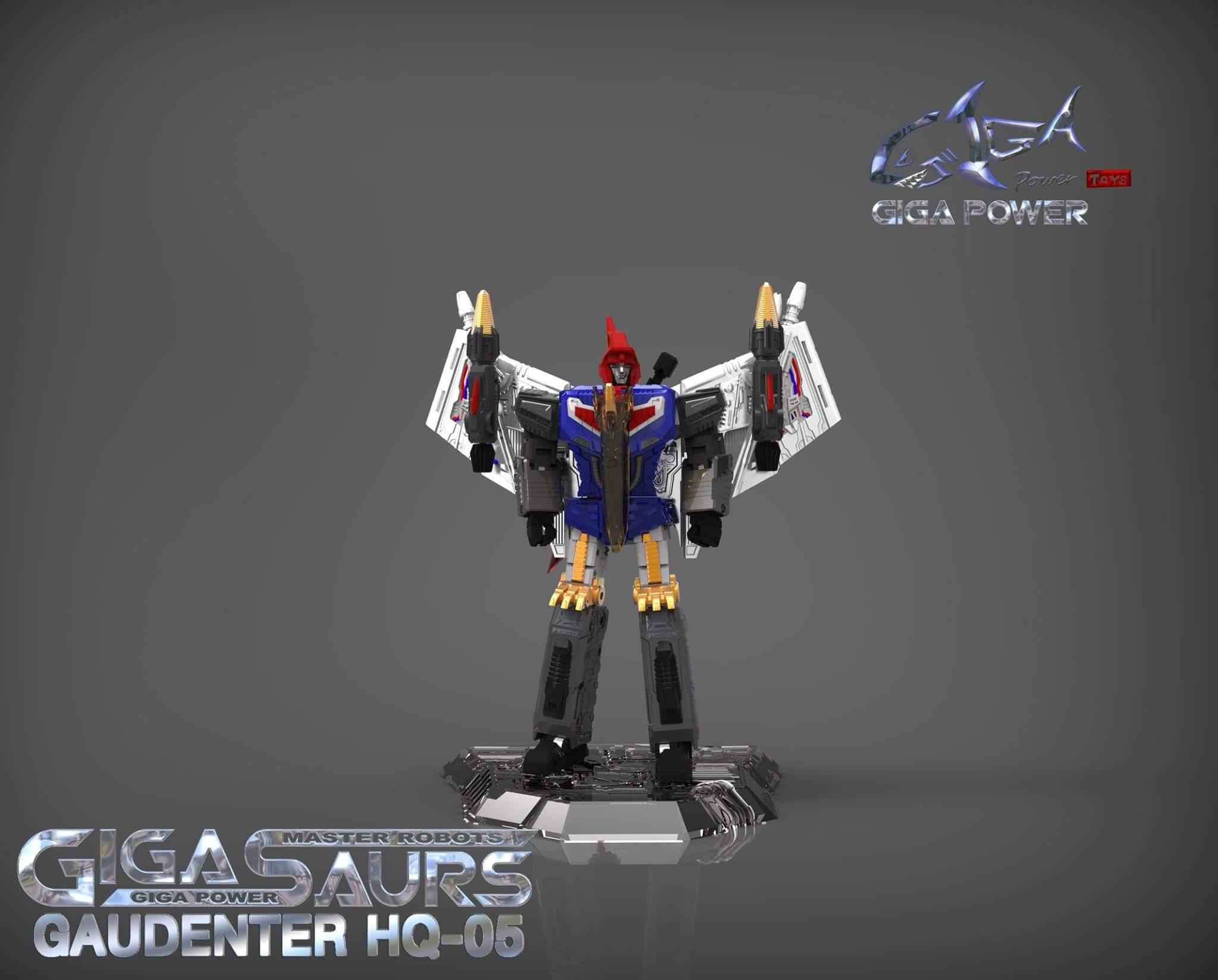 [GigaPower] Produit Tiers - Jouets HQ-01 Superator + HQ-02 Grassor + HQ-03 Guttur + HQ-04 Graviter + HQ-05 Gaudenter - aka Dinobots - Page 4 KTUc9saC