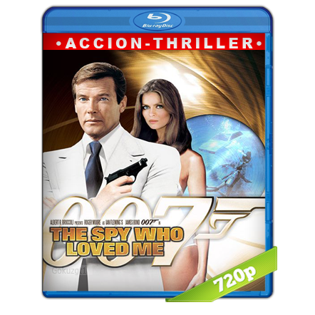 007 La Espia Que Me Amo (1977) BRRip 720p Audio Trial Latino-Castellano-Ingles 5.1