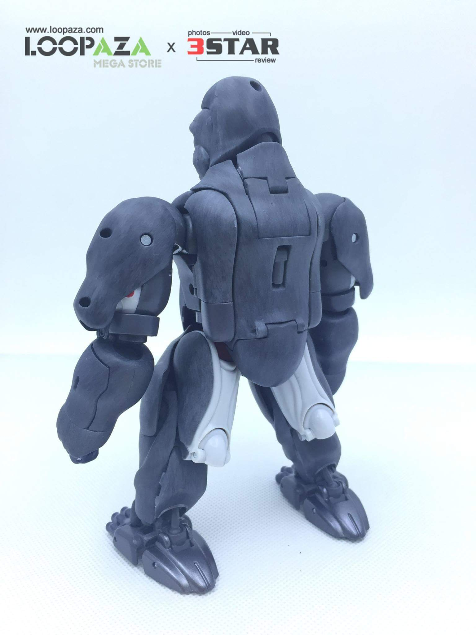 [Masterpiece] MP-32, MP-38 Optimus Primal et MP-38+ Burning Convoy (Beast Wars) - Page 3 3iyOHaeL