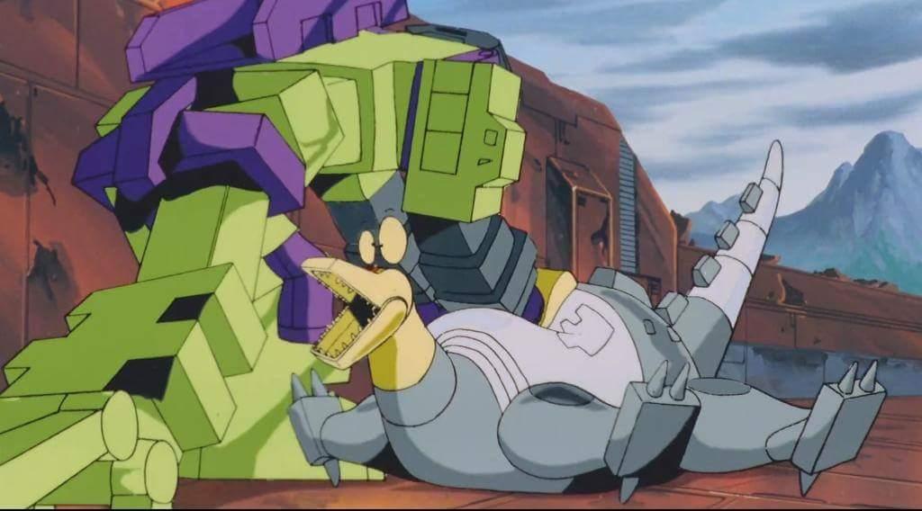 [Fanstoys] Produit Tiers - Dinobots - FT-04 Scoria, FT-05 Soar, FT-06 Sever, FT-07 Stomp, FT-08 Grinder - Page 5 K6DztCQ4