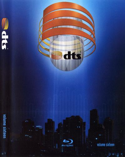 DTS Blu-ray Music Demo Disc 16 -1080i Blu-ray AVC DTS-HD MA