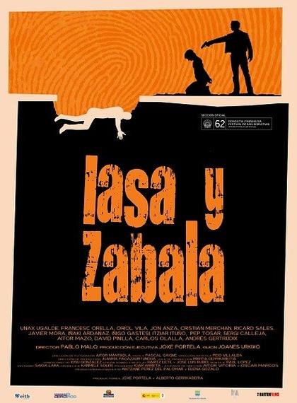 Lasa ve Zabala Dosyası – Lasa y Zabala 2014 BRRip XviD Türkçe Dublaj – Tek Link