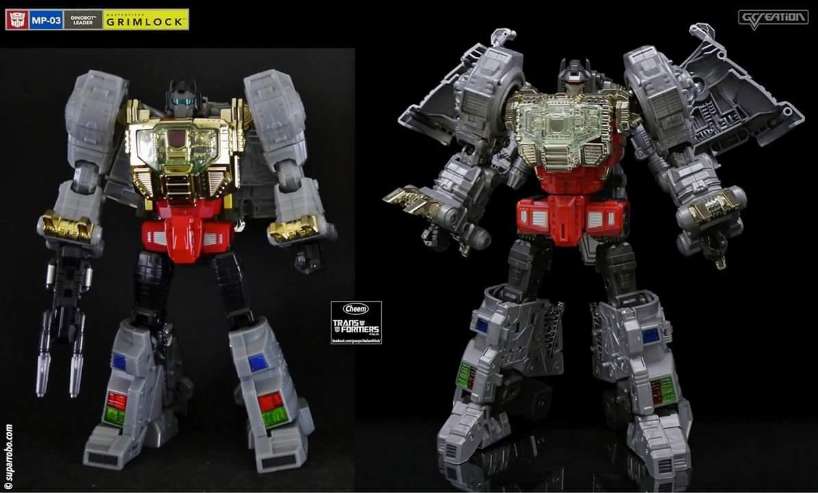 [GCreation] Produit Tiers - Jouet ShuraKing - aka Combiner Dinobots - Page 3 Ky66MHC1