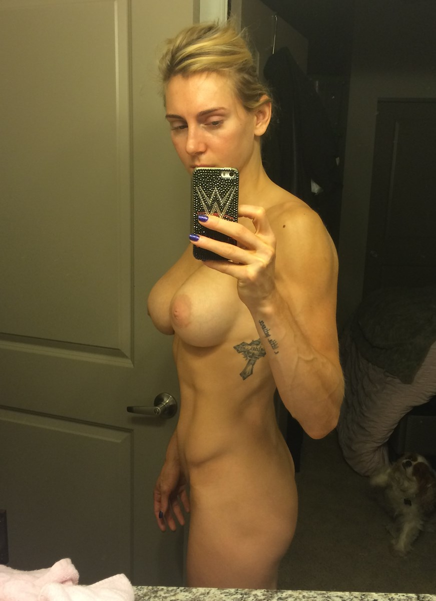 Charlotte Flair Daughter Of Ric Leaked Nudes - The -2982