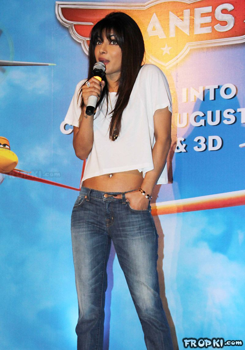 Priyanka Chopra Exotic Promo TAO AbpanNWR