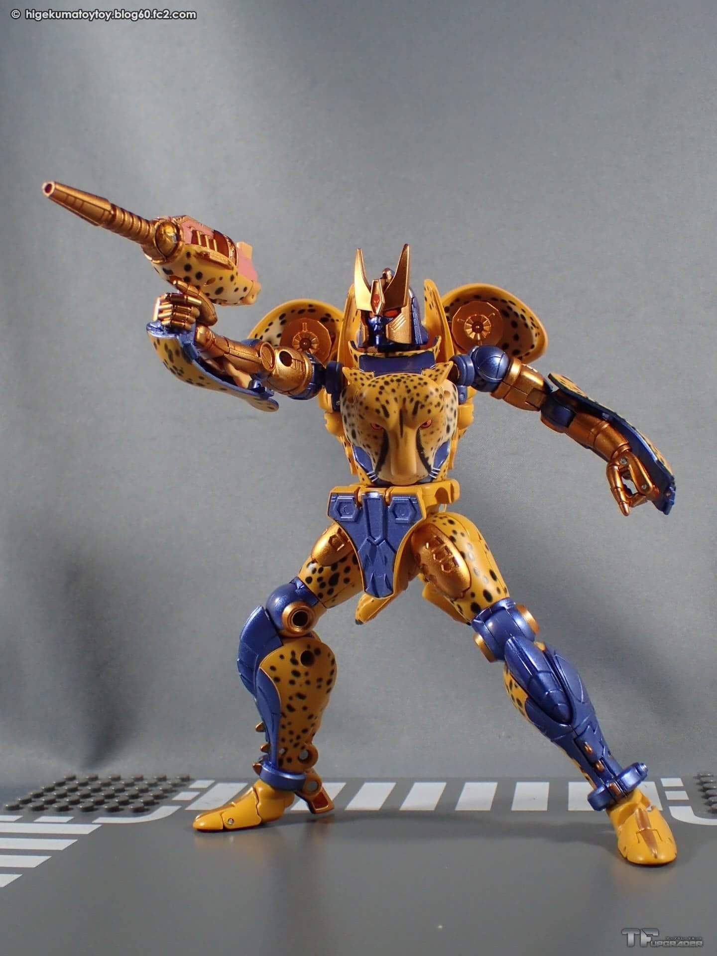 [Masterpiece] MP-34 Cheetor et MP-34S Shadow Panther (Beast Wars) - Page 2 NuxkuuxR