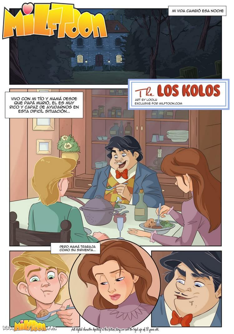 Los Kolos Milftoon