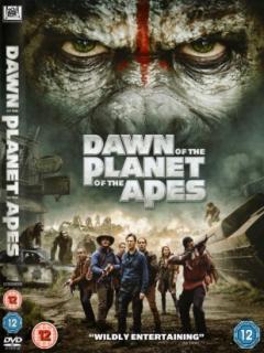 El Planeta De Los Simios 2 Confrontacion [2014][DVDrip][Latino][MultiHost]