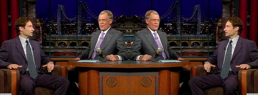 2003 David Letterman RBdBLRTL