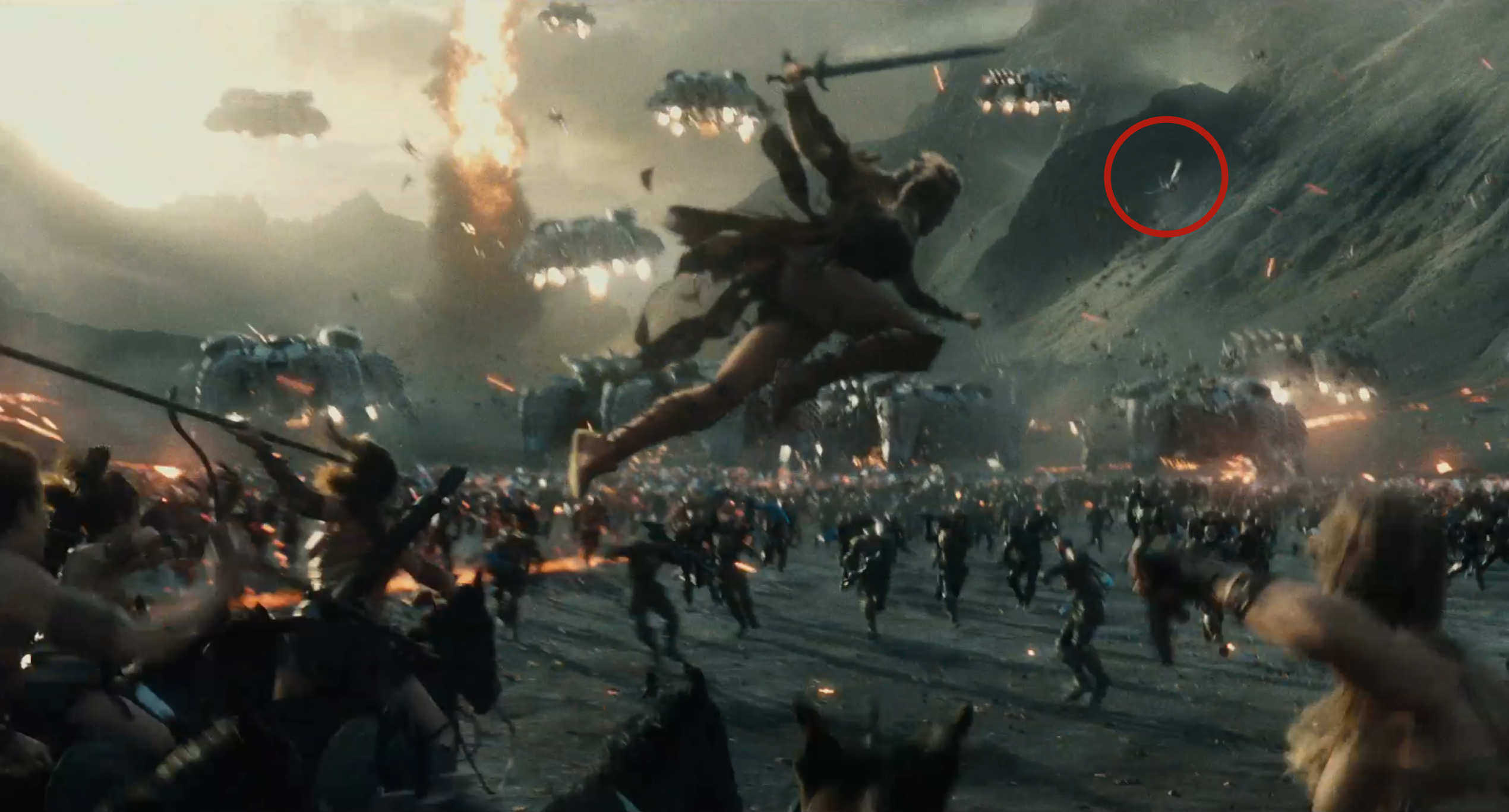 JUSTICE LEAGUE: New Evidence Suggests That A Surprising