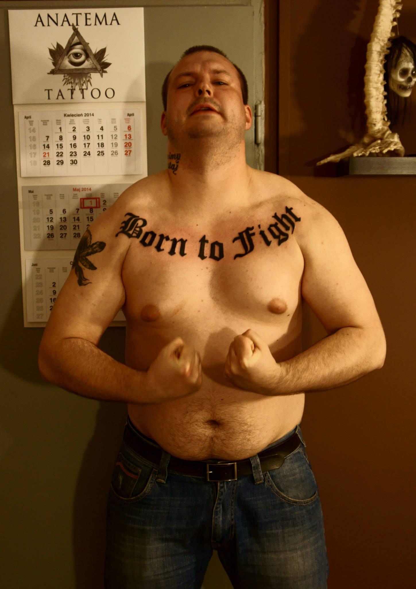 5 Najlepszych Tatuaży W Ufc Mmarocks