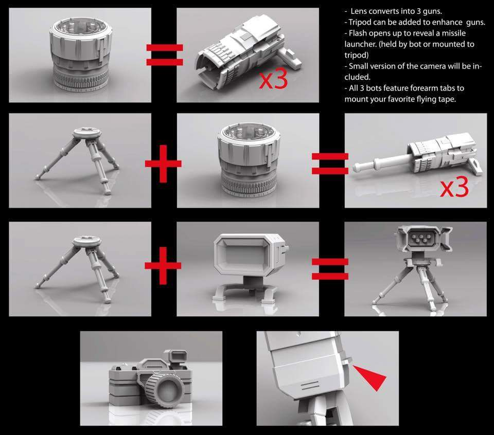 [KFC Toys] Produit Tiers - Jouets Opticlones - aka Reflector/Réflecteur UydrZI8V