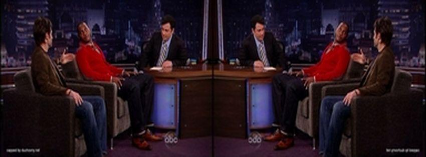 2009 Jimmy Kimmel Live  Xo2Jdave