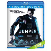 Jumper (2008) BRRip 720p Audio Trial Latino-Castellano-Ingles 5.1