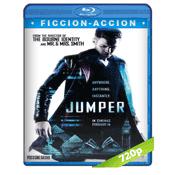 Jumper (2008) BRRip 720p Audio Trial Latino-Castellano-Ingles 5.1