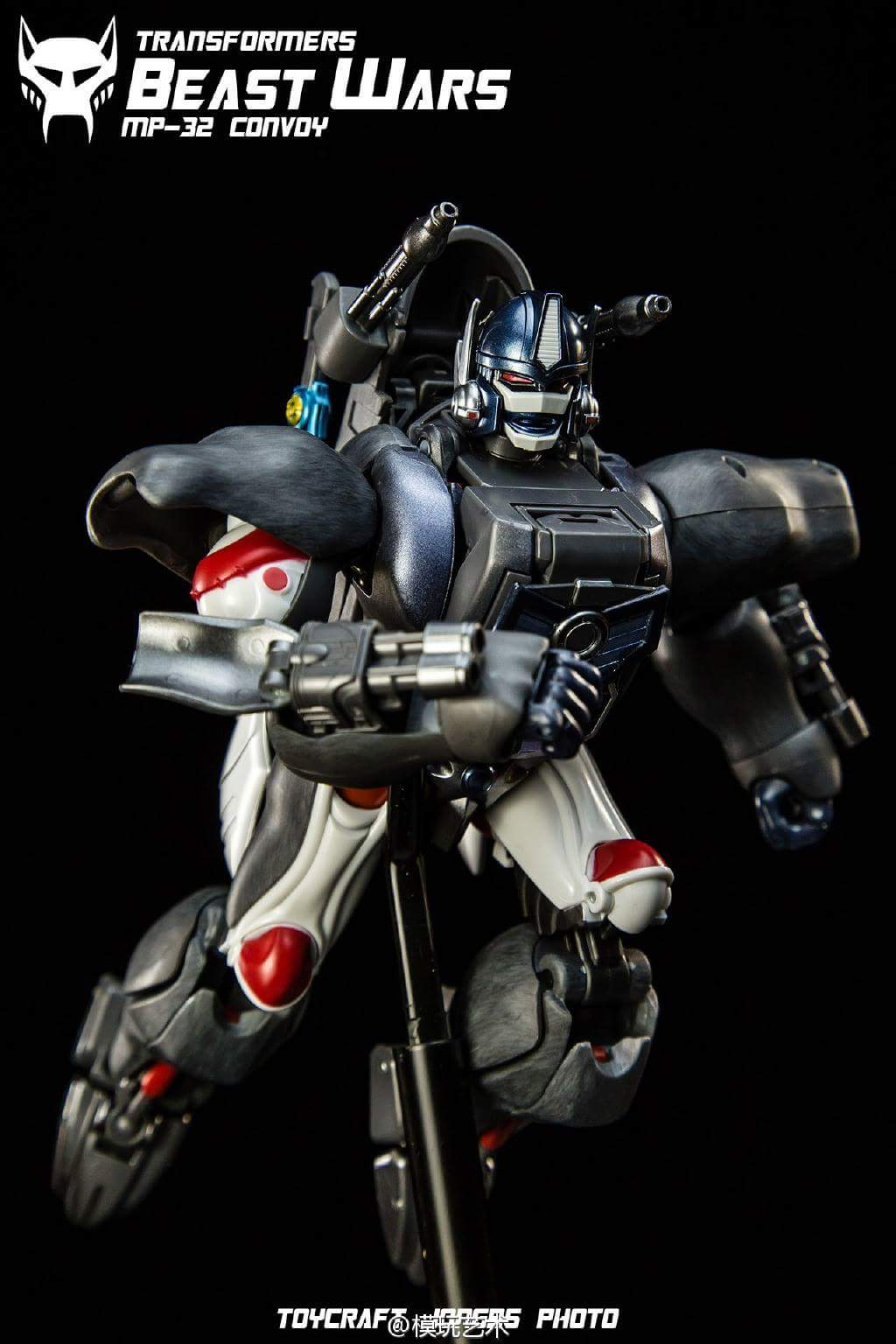 [Masterpiece] MP-32, MP-38 Optimus Primal et MP-38+ Burning Convoy (Beast Wars) - Page 3 ItfpMAOC