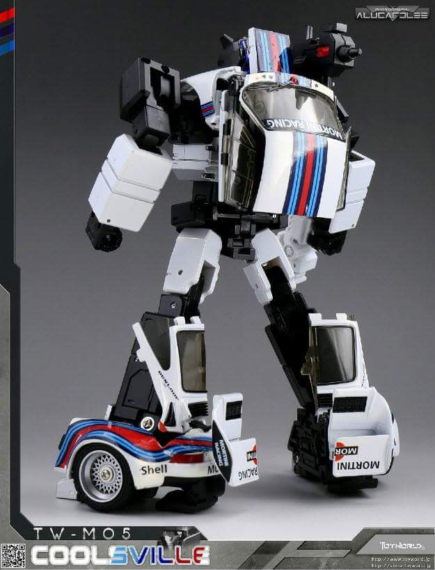 [Toyworld][Zeta Toys] Produit Tiers - Jouet TW-M05 Coolsville / Zeta-EX03 Jazzy - aka Jazz/Saxo - Page 2 DYwHAhn3