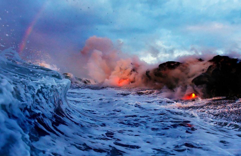 Erupciones Volcanicas...