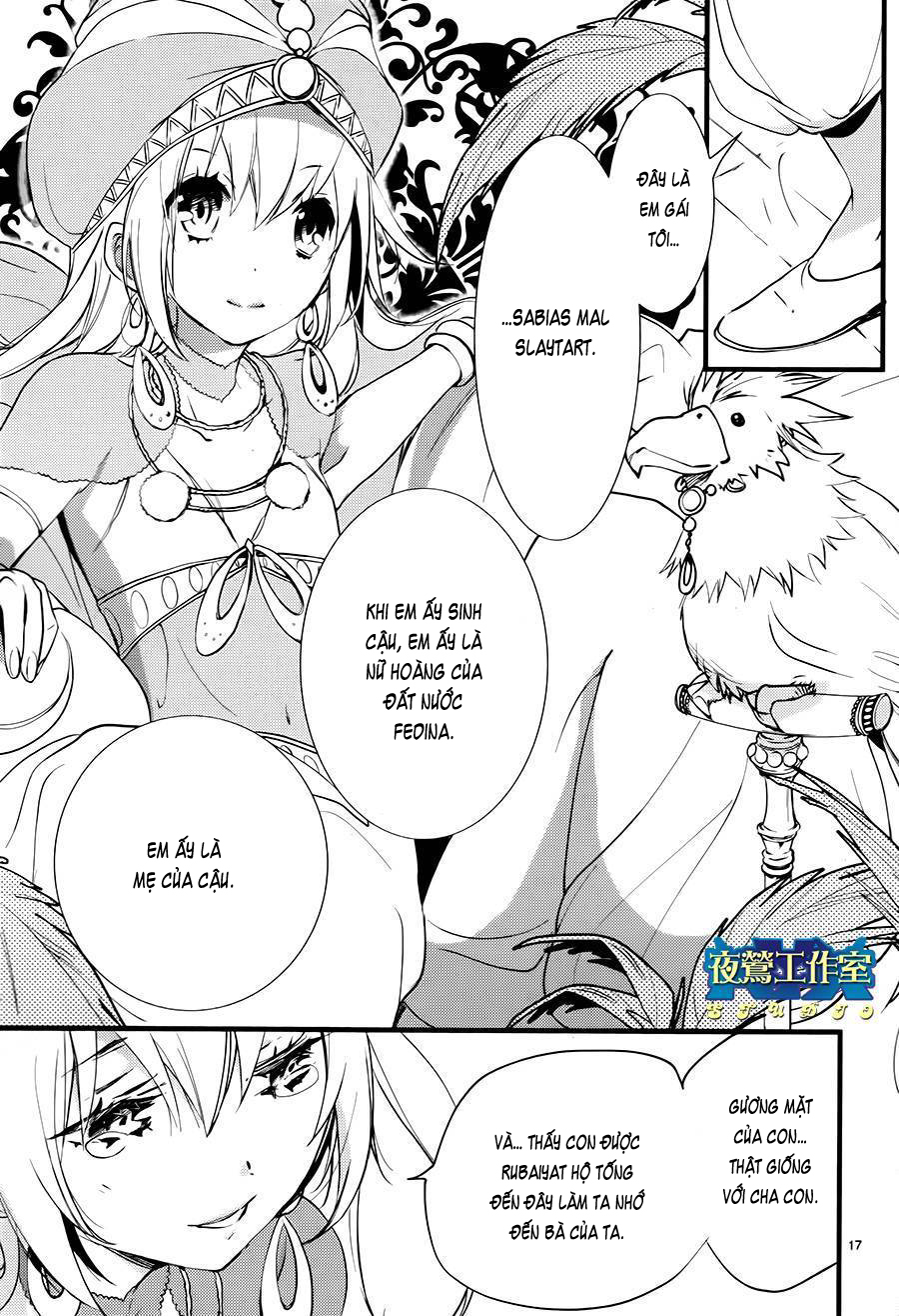 1001 Knights chap 33 - Trang 19