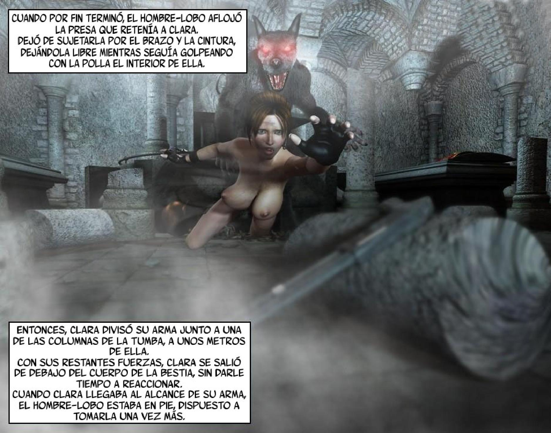 image Cómic 3d clara ravens episodio 2
