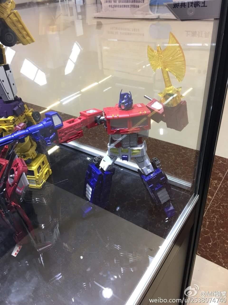 [ToyWorld][Zeta Toys] Produit Tiers - TW-M01 Primorion/Zeta-EX6O OriPrime et Zeta -EX6E EvaPrime - aka Optimus (G1 et Evangelion) BcWo7IxH