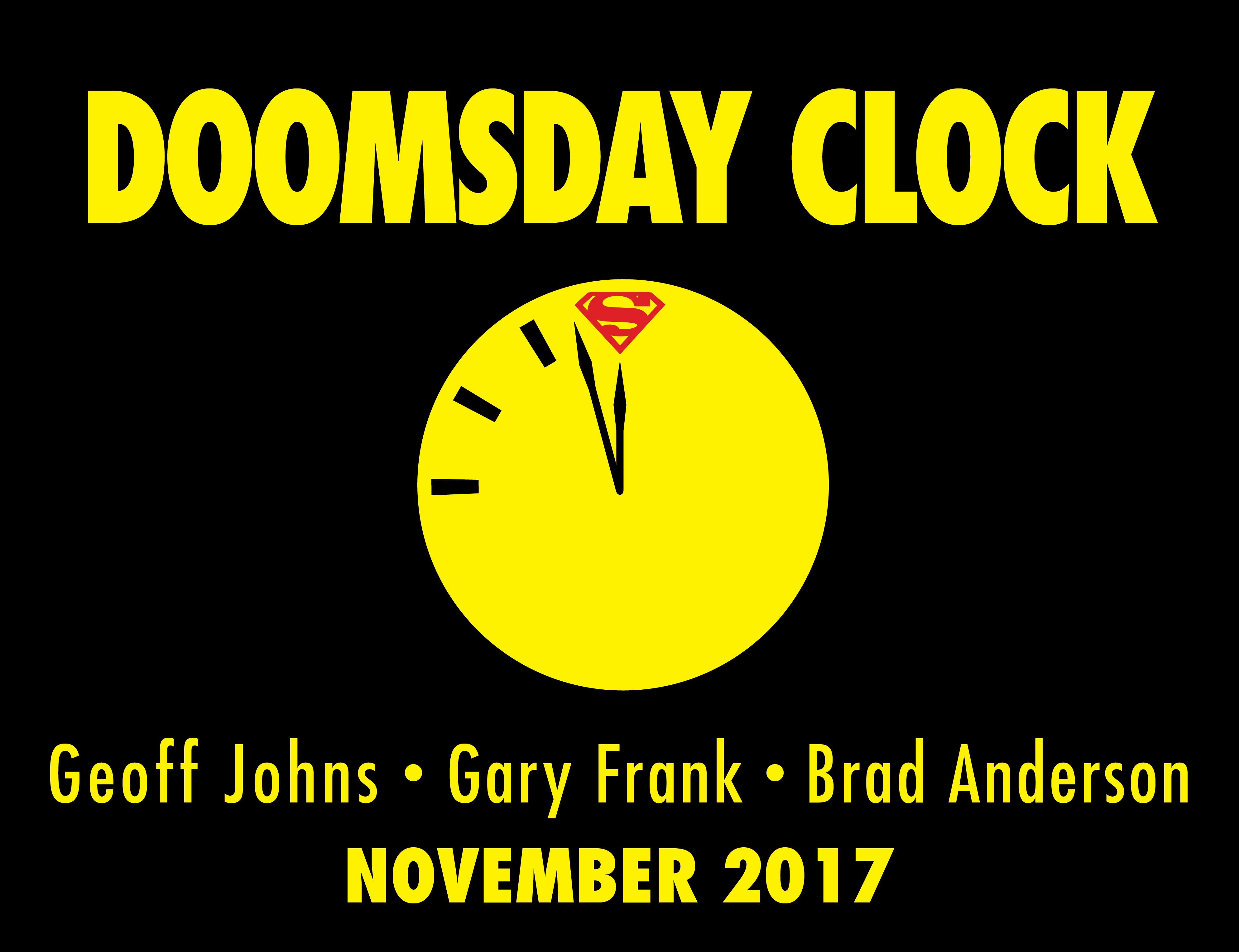 DOOMSDAY CLOCK GuejxBRH