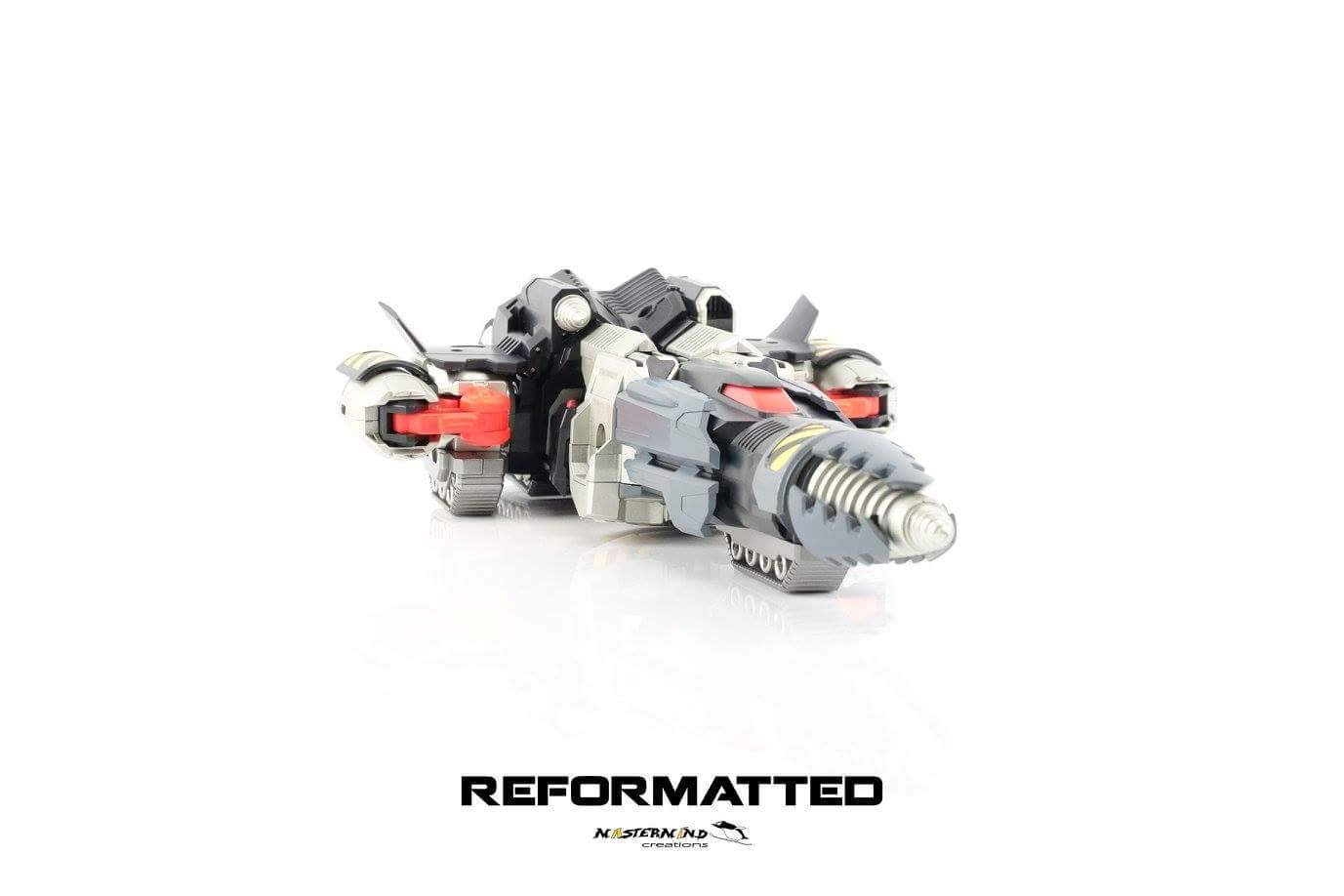 [Mastermind Creations] Produit Tiers - Reformatted R-28 Tyrantron - aka Megatron des BD IDW JjfpUEKQ