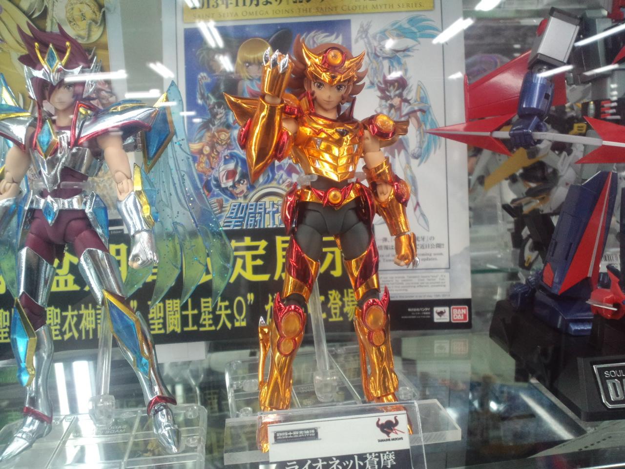 [Myth Cloth] Lionnet New Bronze Cloth - Saint Seiya Ω (??) 65GpsHP4