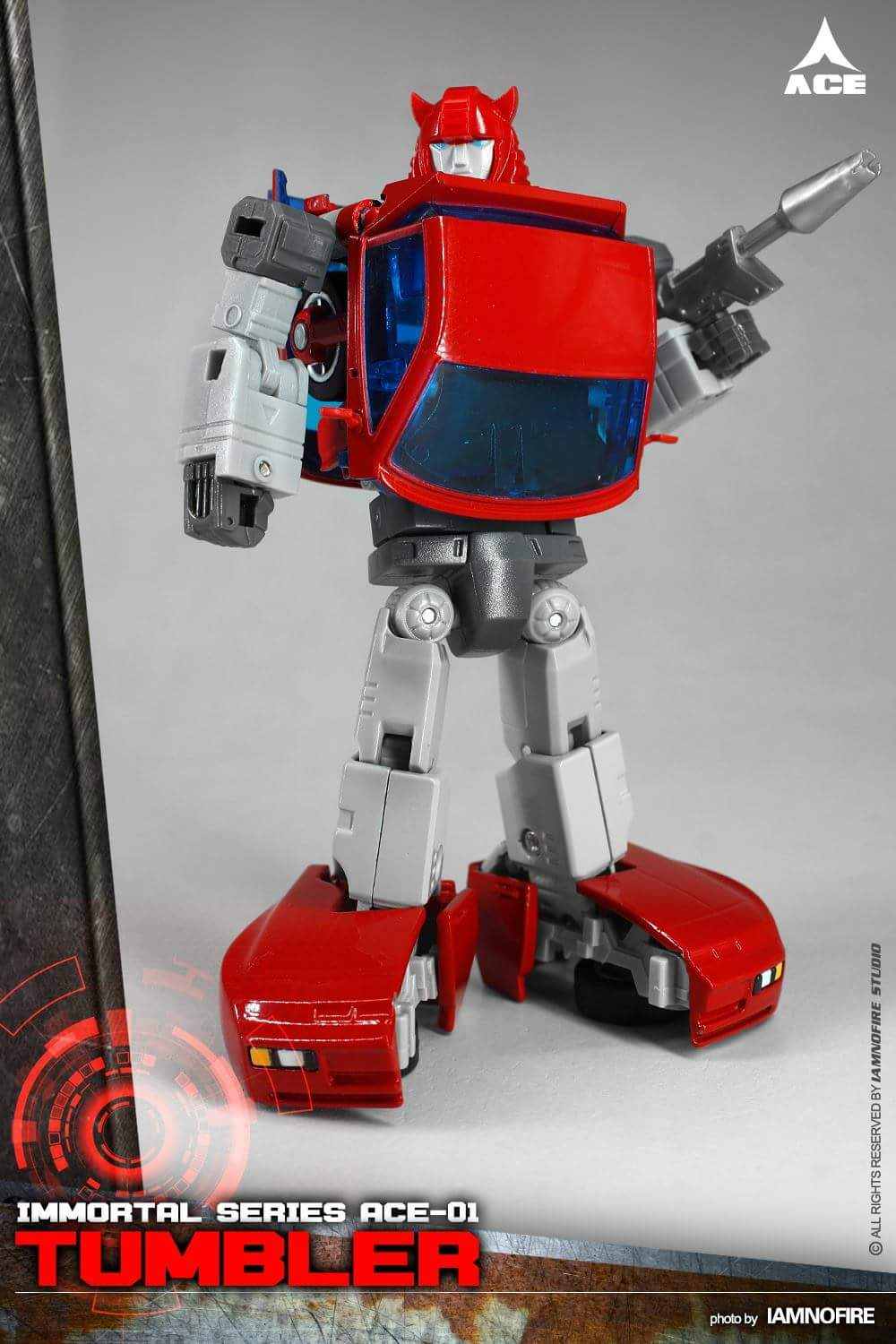 [ACE Collectables] Produit Tiers - Minibots MP - ACE-01 Tumbler (aka Cliffjumper/Matamore), ACE-02 Hiccups (aka Hubcap/Virevolto), ACE-03 Trident (aka Seaspray/Embruns) 2nShAnPs