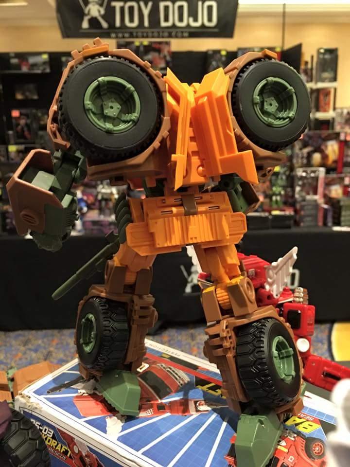 [Mastermind Creations] Produit Tiers - R-23 Dicamus - aka Roadbuster/Cahot des Wreckers IDW F0d4btUv