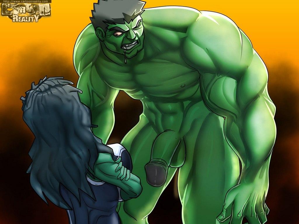 historias porno hulk