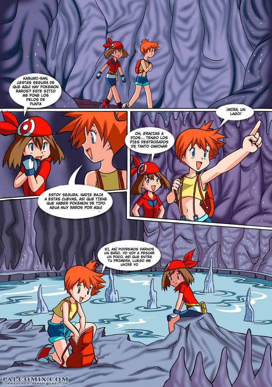 comic porn pokemon dawn