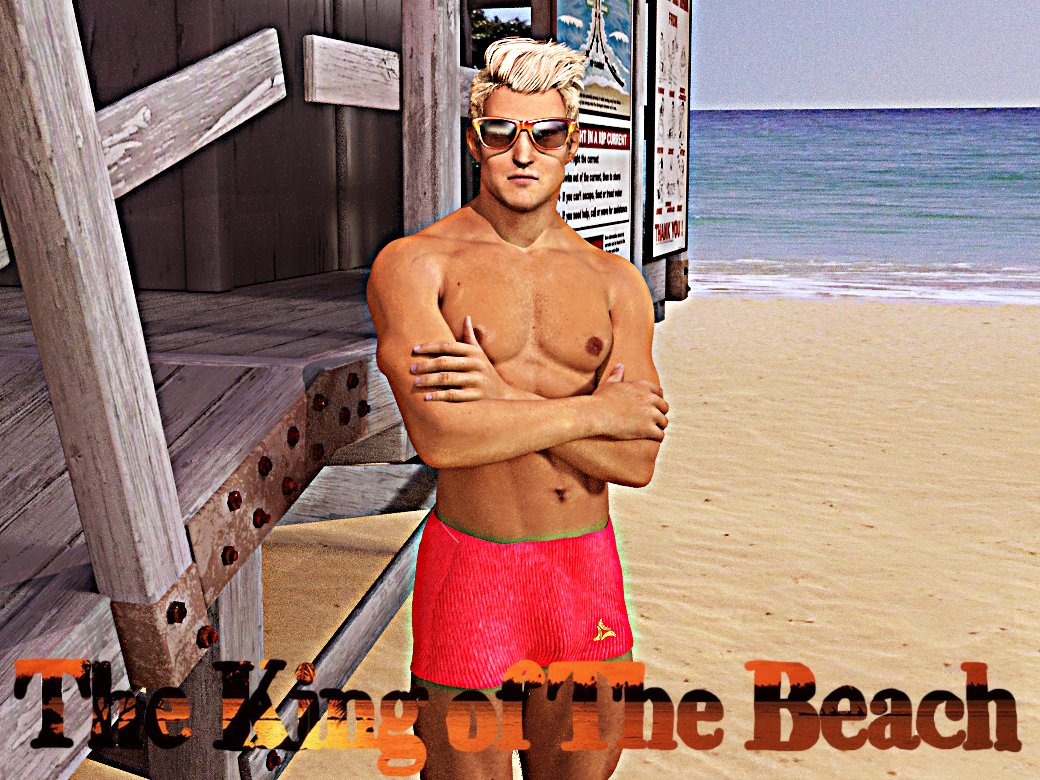 Honeygames - The King of the Beach Version 0.5 fixed