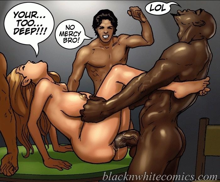 порно про комиксы фото