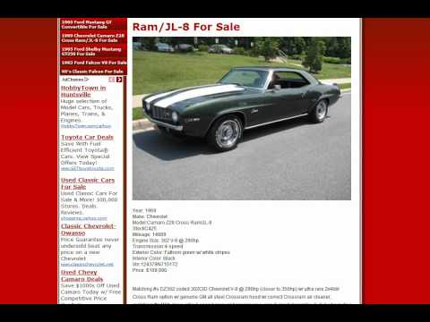 Classic Cars: Old cars on craigslist for sale east bay